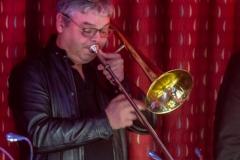 David on Trombone